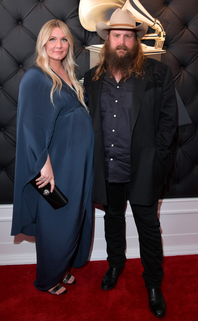 Chris Stapleton, Morgane Stapleton, Couples, Grammy Awards 2019