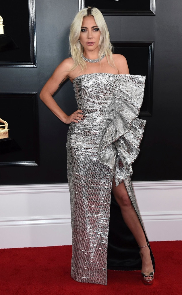 Lady Gaga, 2019 Grammys, 2019 Grammy Awards, Red Carpet Fashions