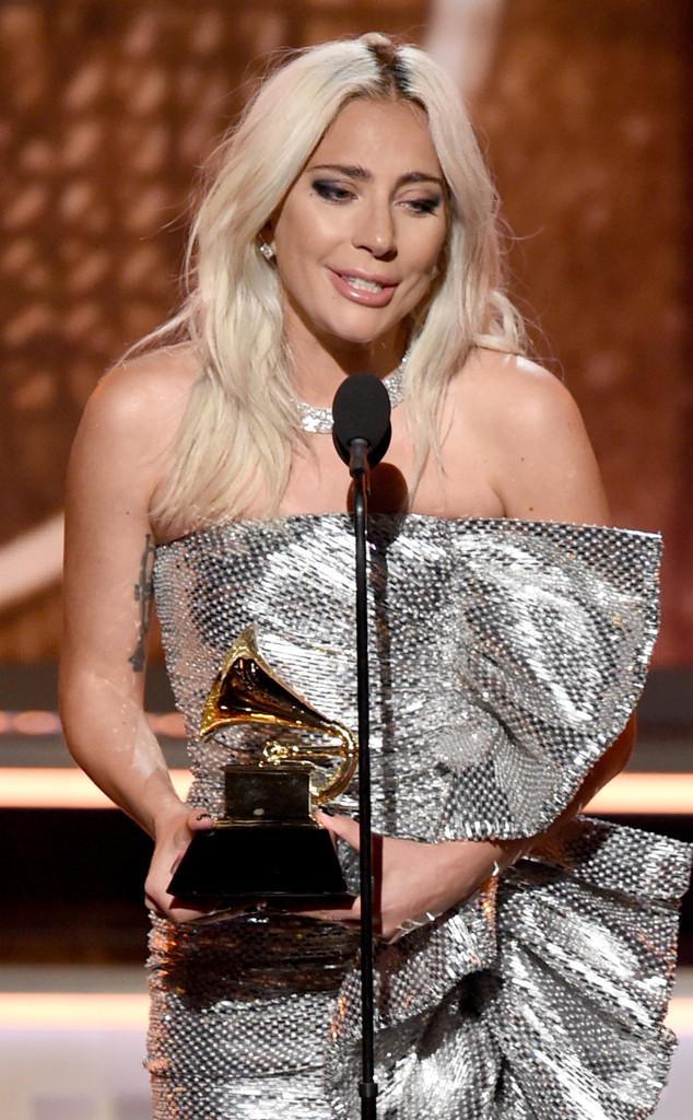 Lady Gaga, 2019 Grammys, 2019 Grammy Awards, Winners