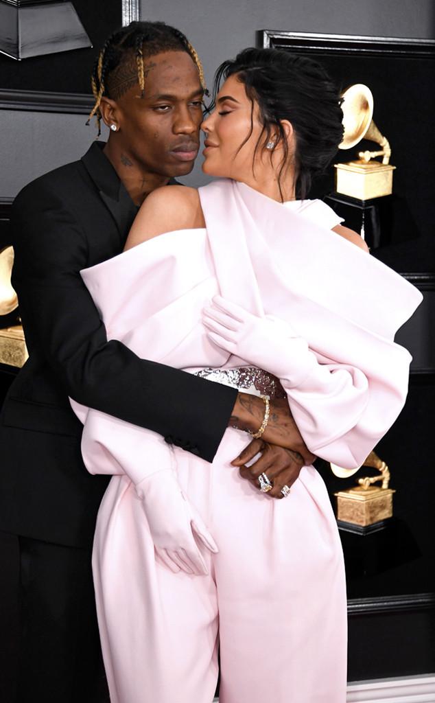 Kylie Jenner, Travis Scott, 2019 Grammys, 2019 Grammy Awards