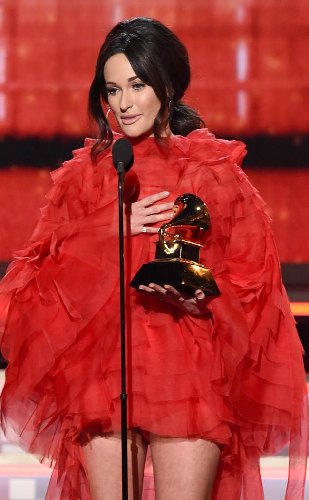 Kacey Musgraves, 2019 Grammys, 2019 Grammy Awards, Winners