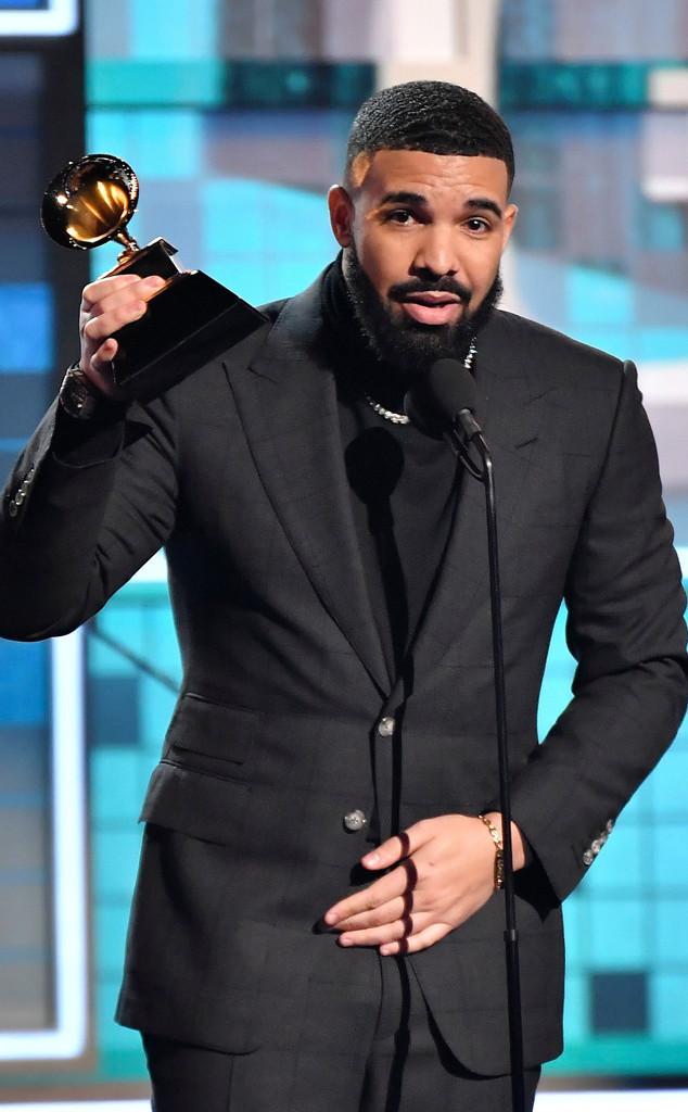 Drake, 2019 Grammys, 2019 Grammy Awards, Winners