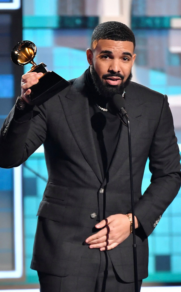 Drake, 2019 Grammys, 2019 Grammy Awards, winners