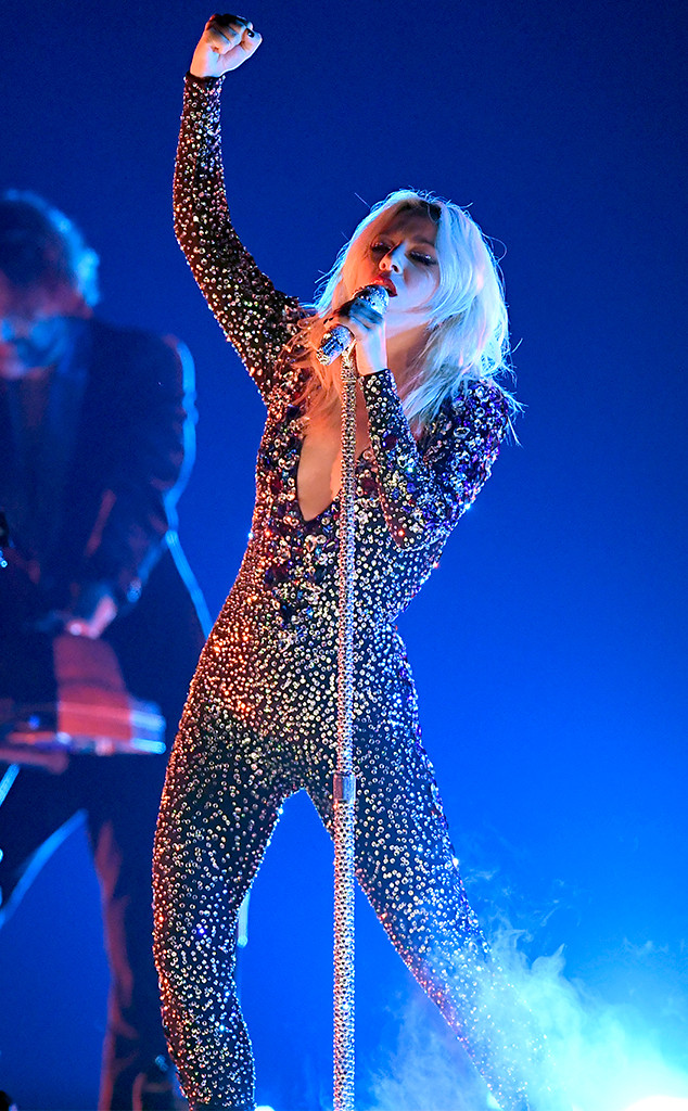 Lady Gaga, 2019 Grammys, Grammy Awards, Performance