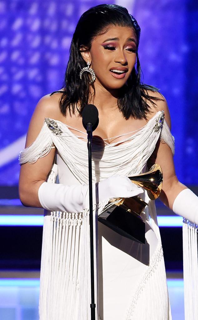 Cardi B, 2019 Grammys, 2019 Grammy Awards, Winners
