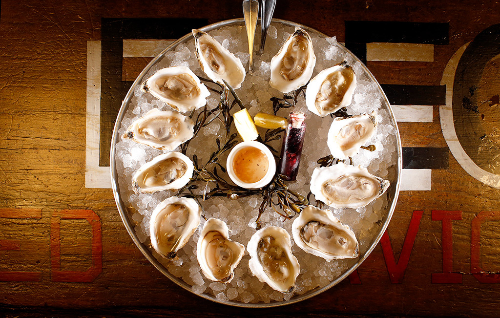 Oysters, Valentine's Day