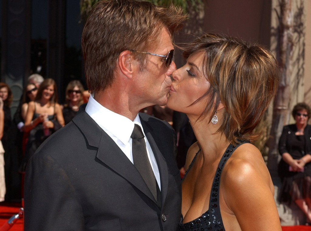 Harry Hamlin, Lisa Rinna, 2006