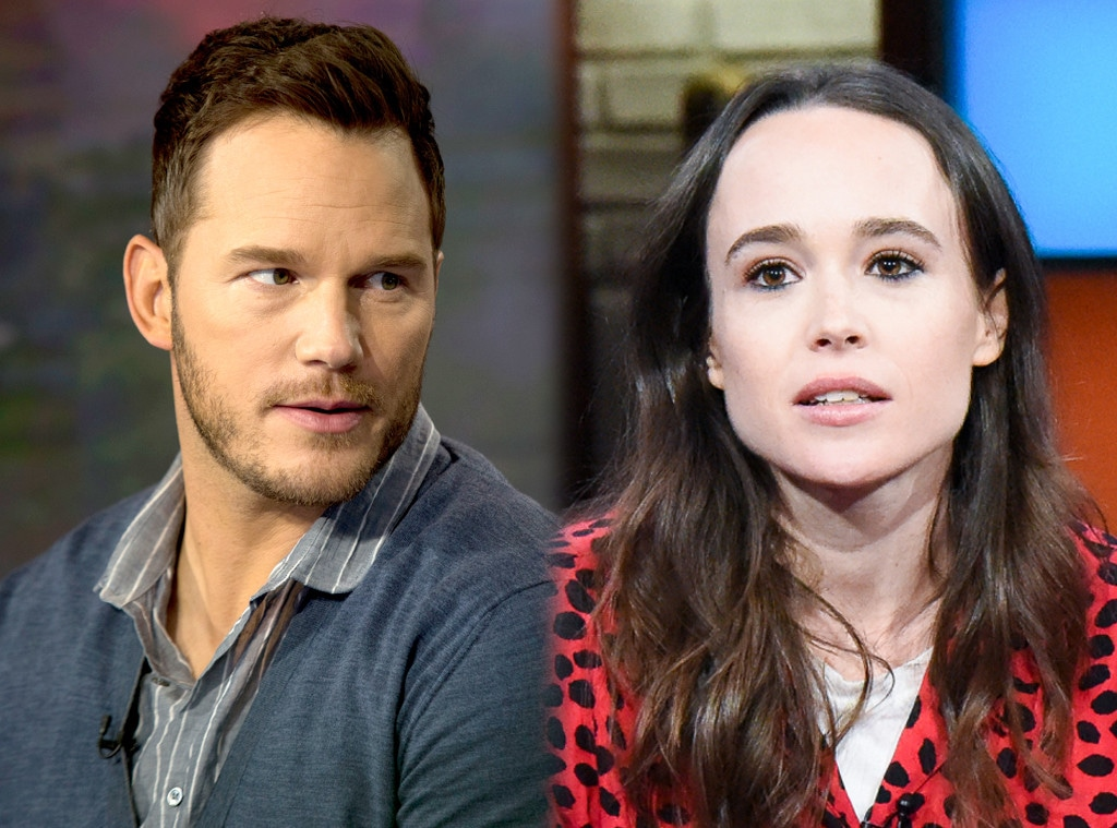 Chris Pratt, Ellen Page
