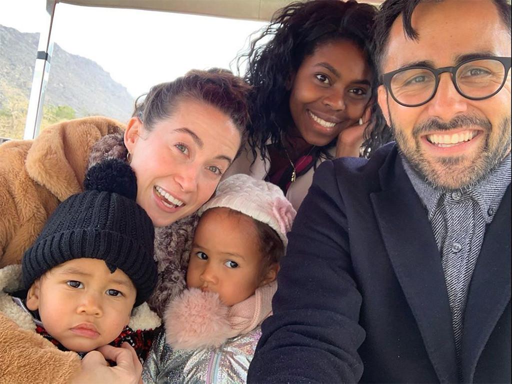 Chrissy Teigen, Luna, Miles, Kids, Instagram