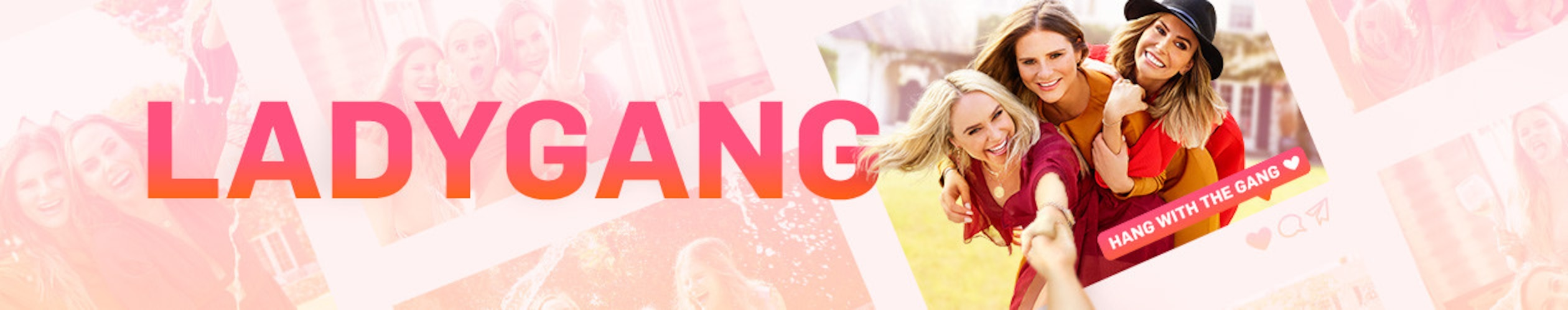 LADYGANG Tune-In Banner