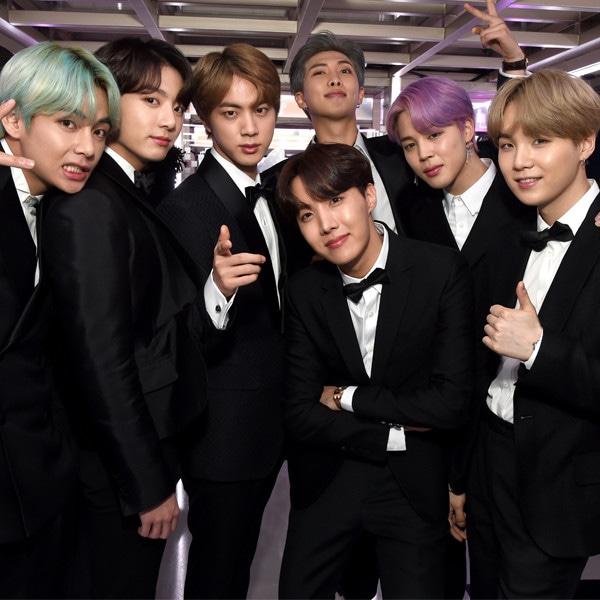 BTS, 2019 Grammys