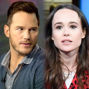 Chris Pratt, Ellen Page