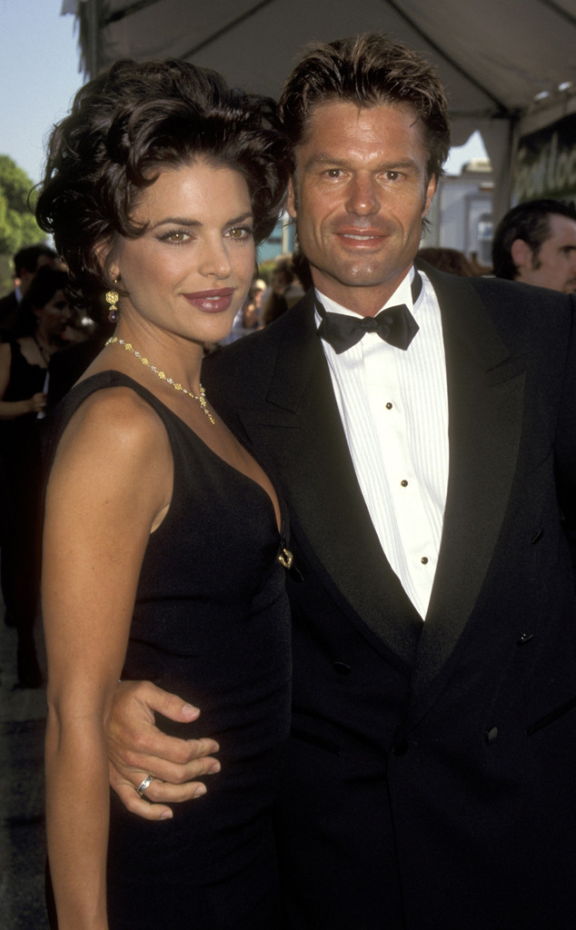 Lisa Rinna, Harry Hamlin, 1995