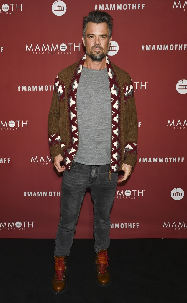 Josh Duhamel -  The actor and director celebrates the premiere of  The Buddy Games  at the 2nd Annual Mammoth Film Festival.