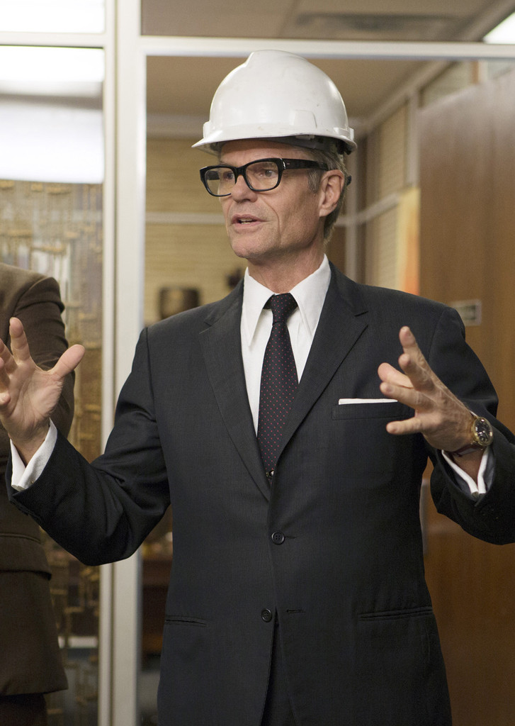 Harry Hamlin, Mad Men