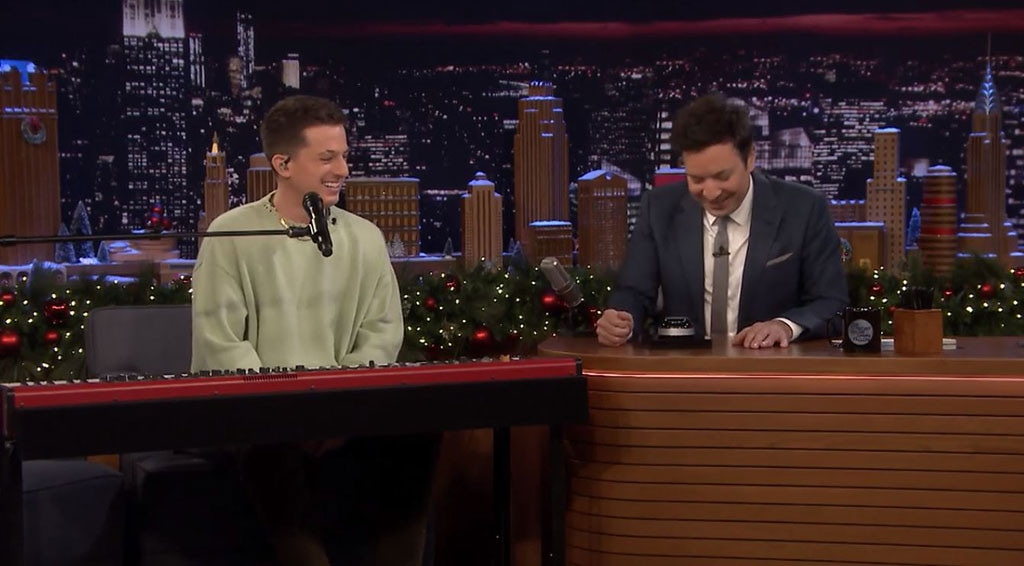 Charlie Puth, Jimmy Fallon