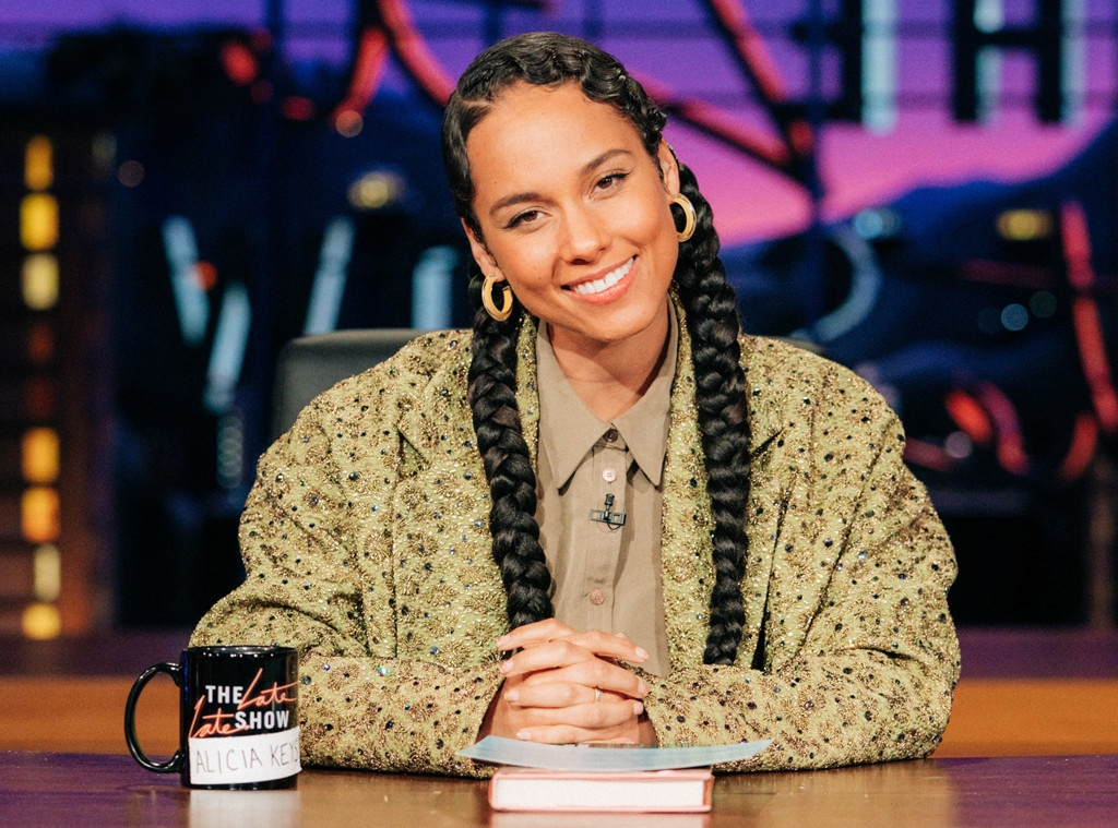 Alicia Keys, The Late Late Show 2019