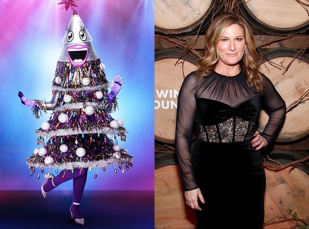 The Masked Singer, Tree, Ana Gasteyer