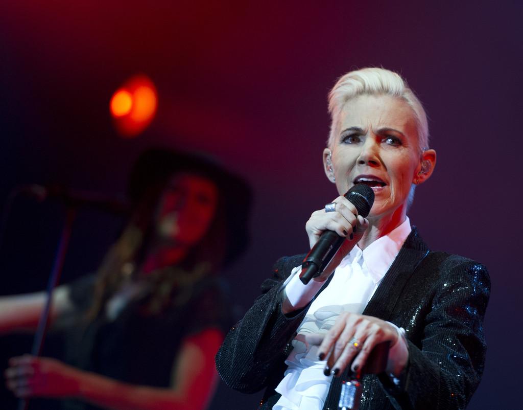 Marie Fredriksson, Roxette