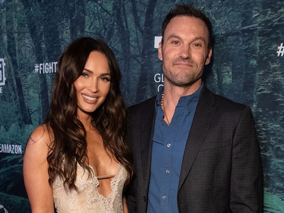 Megan Fox and Brian Austin Green Walk First Red Carpet Together in 5 Years