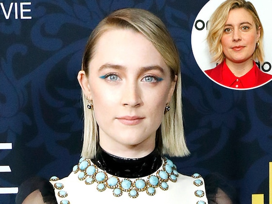 <i>Little Women</i>'s Saoirse Ronan Found a Positive Spin to Greta Gerwig's Golden Globes Snub