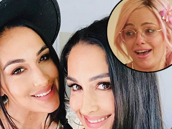 The Bella Twins' Sweet Surprise for WWE Superstar Liv Morgan Will Bring You to Tears