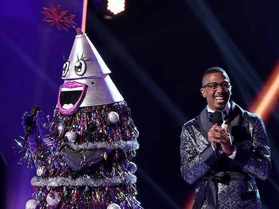 <i>The Masked Singer</i> Unmasks the Tree