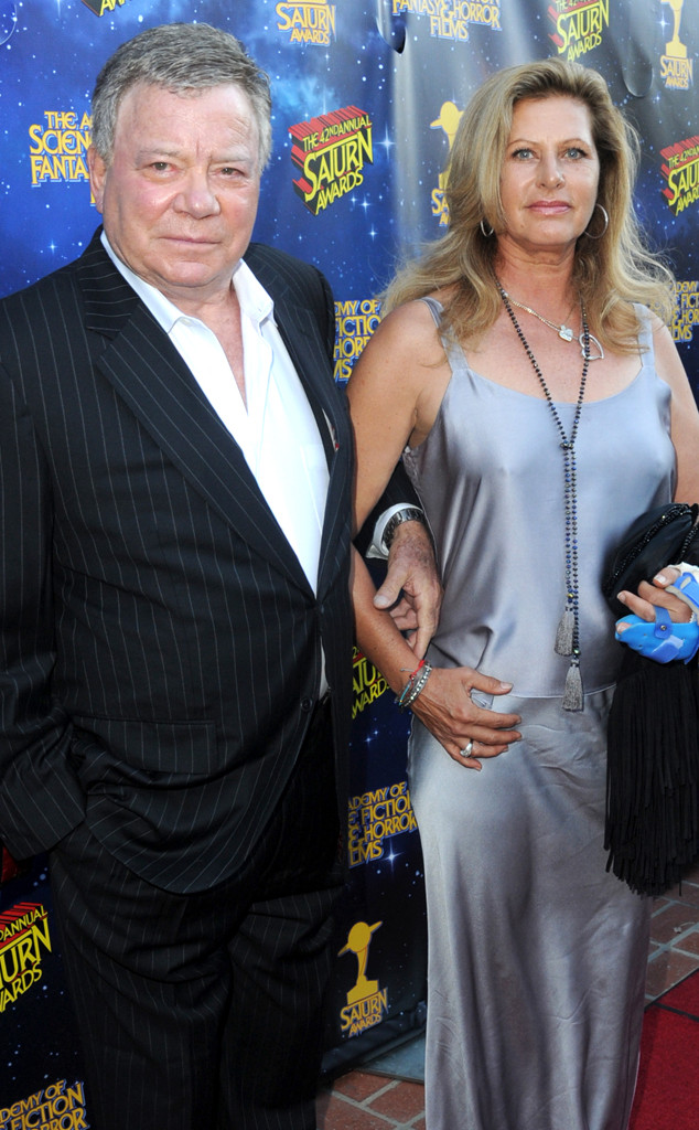 William Shatner, Elizabeth Shatner