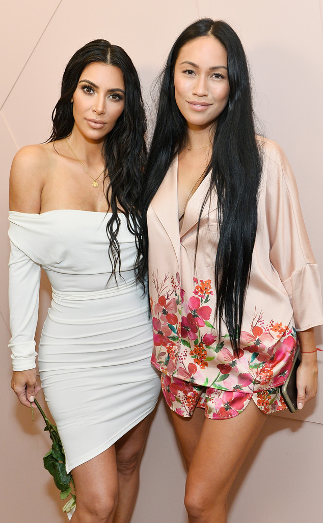 Kim Kardashian West, Stephanie Sheppard