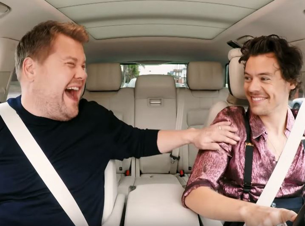 Harry Styles, Carpool Karaoke 2019