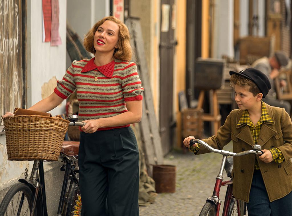 Scarlett Johansson, Jojo Rabbit