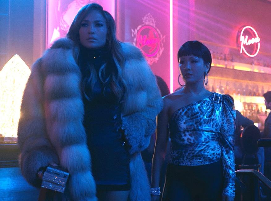 Hustlers, Jennifer Lopez, Constance Wu