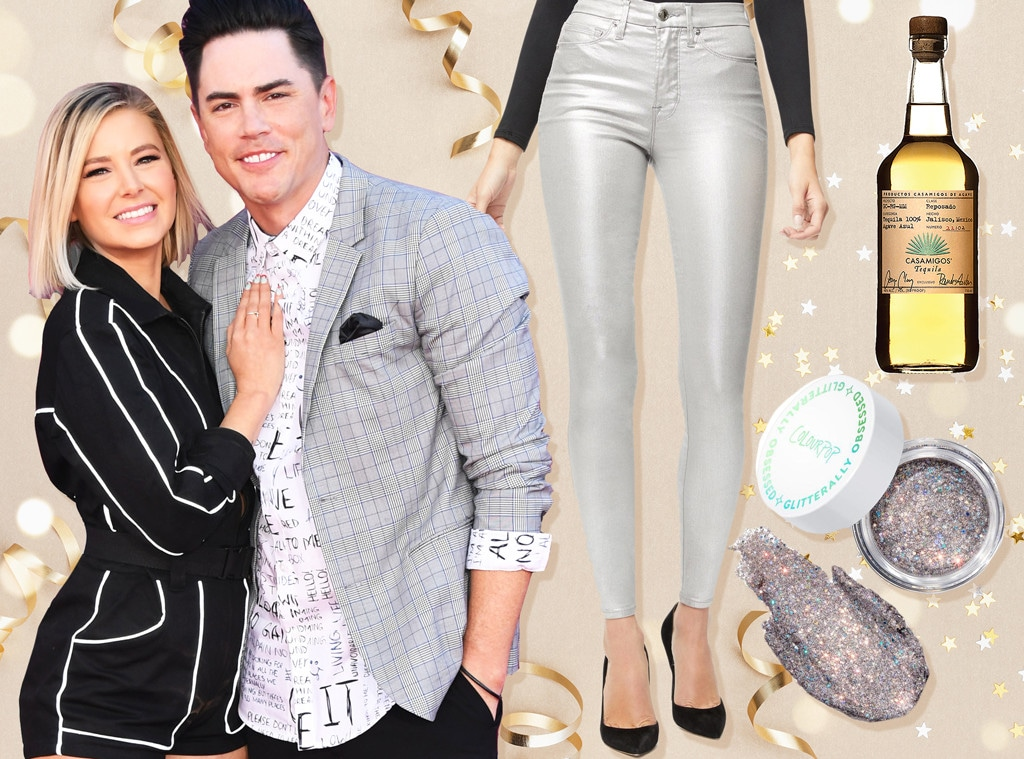E-Comm: Tom Sandoval, Ariana Madix New Year's Eve Gift Guide