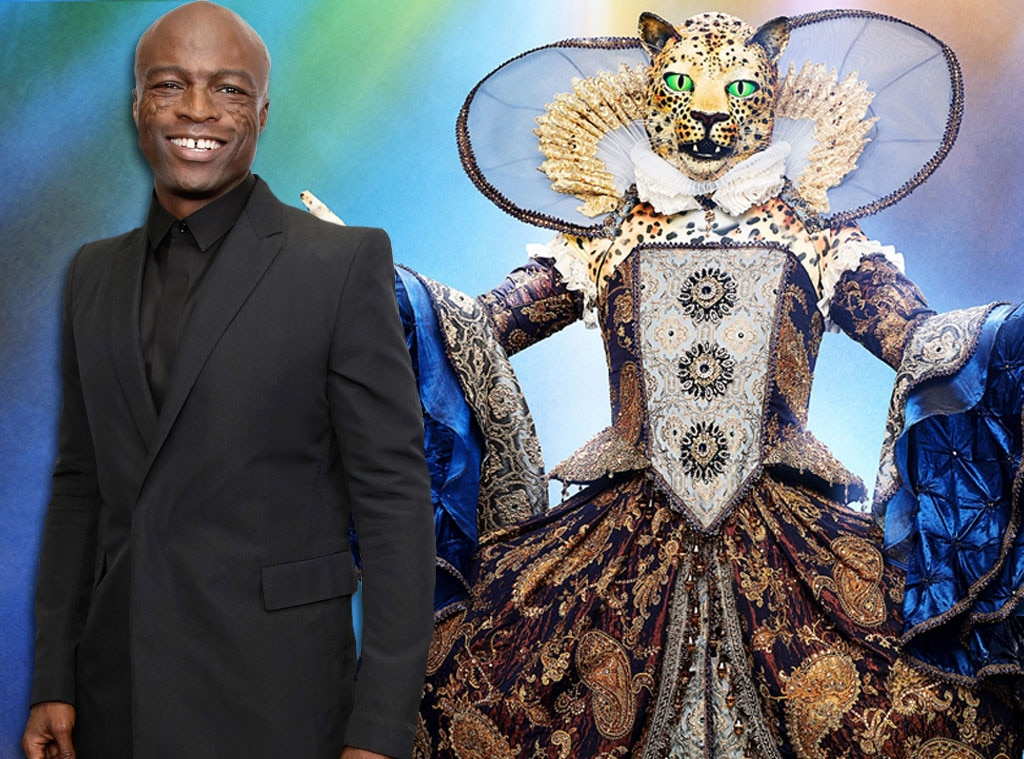 Seal, THE MASKED SINGER: LEOPARD