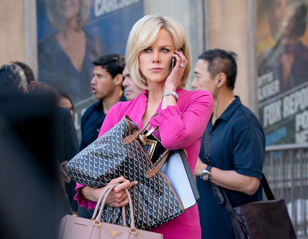 Bombshell, Charlize Theron, Nicole Kidman
