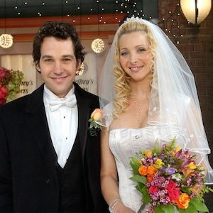 Paul Rudd, Lisa Kudrow, Friends, Favorite TV Couples