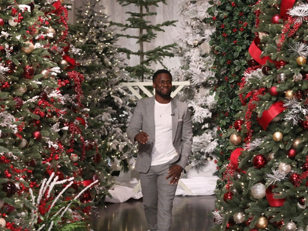 Kevin Hart Announces He's Achieved His Goal Of ''Wiping My Ass'' After Car Crash