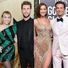 Miley Cyrus, Liam Hemsworth, Irina Shayk, Bradley Cooper