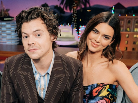 Harry Styles' Description of <i>Keeping Up With the Kardashians</i> Is Hilariously Spot-on