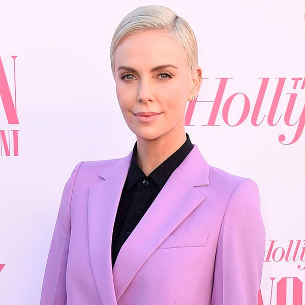 Charlize Theron, The Hollywood Reporter's Women in Entertainment