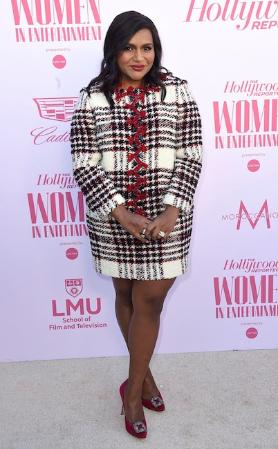 Mindy Kaling, The Hollywood Reporter's Women in Conversation