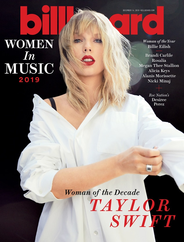Taylor Swift, Billboard