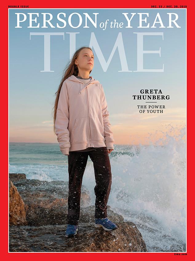 Greta Thunberg, Time