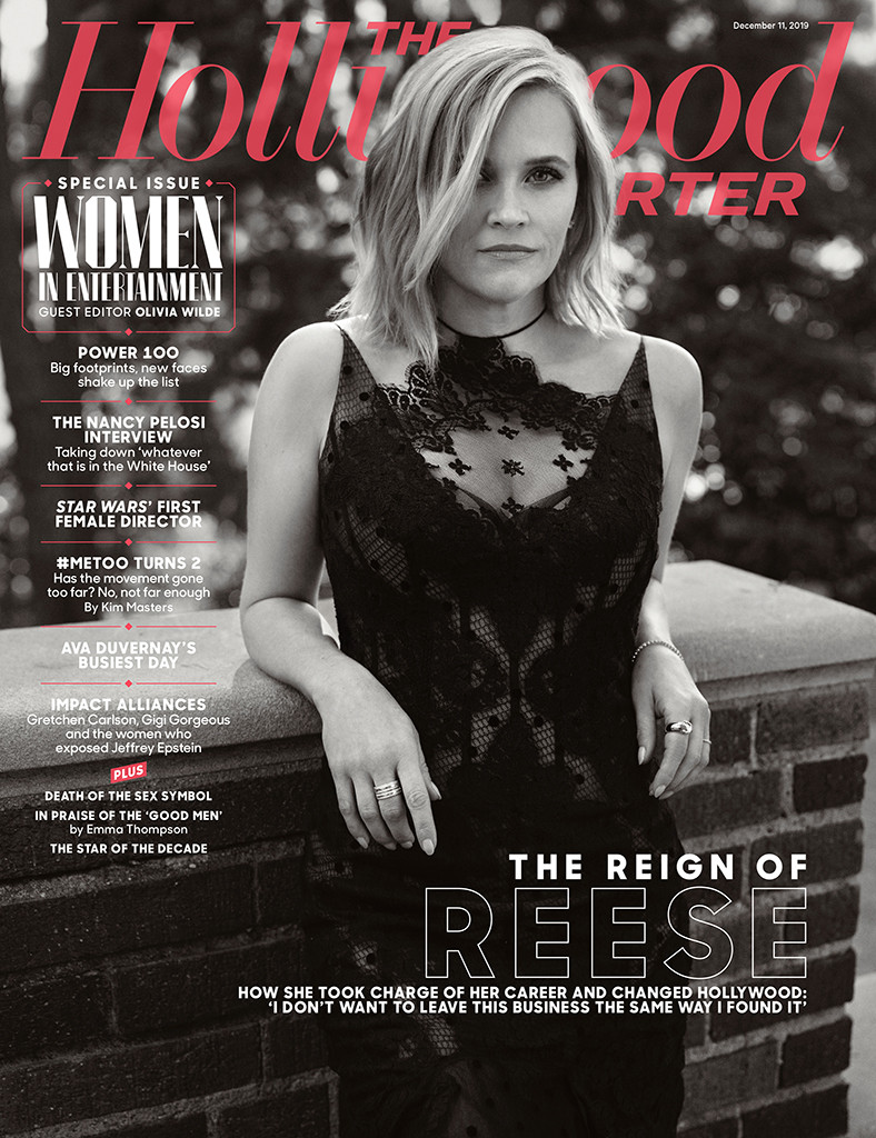 Reese Witherspoon, The Hollywood Reporter, Women in Entertainment 2019