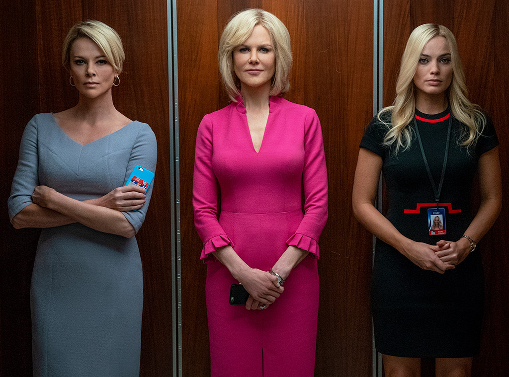 "Bombe (2019) - Margot Robbie, Charlize Theron, Nicole Kidman ""data width ="" 1024 ""data height ="" 759"