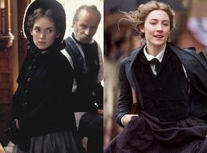 Winona Ryder, Saoirse Ronan