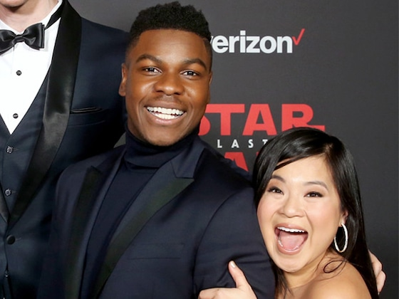 """<i>Star Wars</i>' John Boyega Apologizes For """"Badly Worded"""" Comments About Co-Star"""
