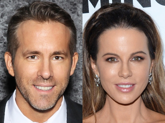 Yes, Ryan Reynolds Also Thinks He Looks Just Like Kate Beckinsale