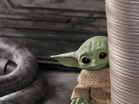 Baby Yoda Dolls Are Here—But There's a Catch