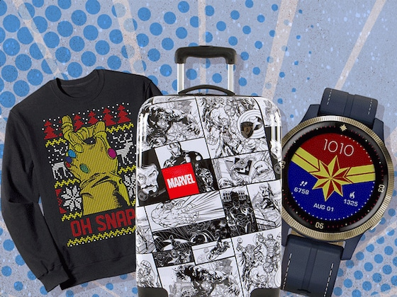 24 Marvel Gifts for Your Real-Life Superheroes